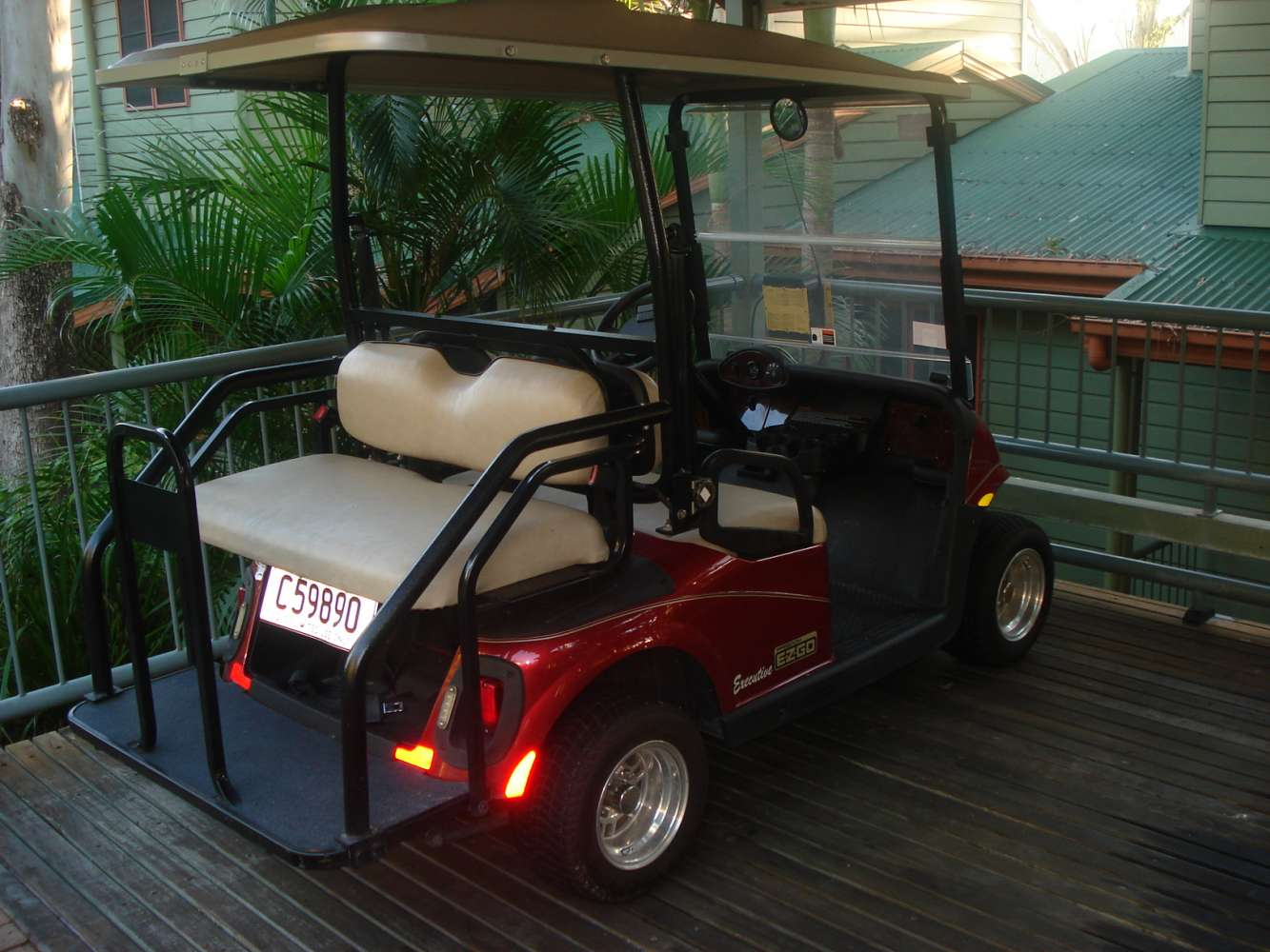 4 Seater Buggy